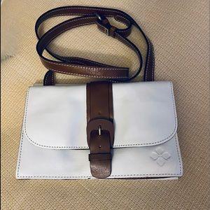 Patricia Nash TAURIANA leather shoulder bag NWT